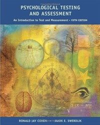 Psychological testing and assessment : an introduction to tests and measurement 5th ed