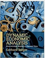 Dynamic Economic Analysis : Deterministic Models in Discrete Time (Paperback)