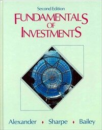 Fundamentals of investments 2nd ed