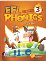 EFL Phonics 3 (3판, Student Book + Workbook + 2 CD) (3rd Edition)