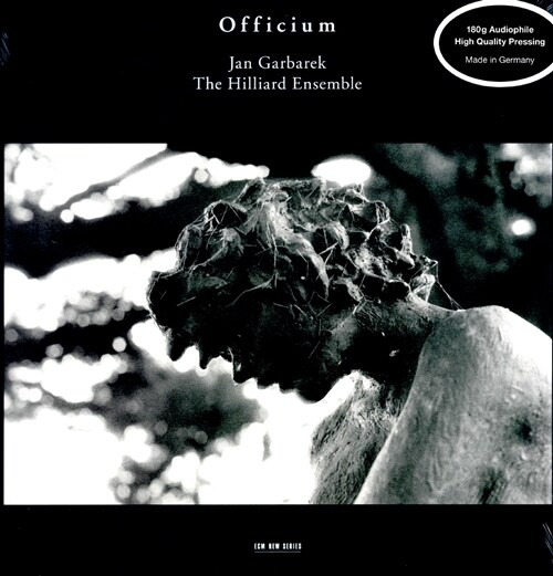 [수입] Jan Garbarek & The Hilliard Ensemble - Officium [180g 2LP]