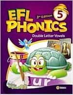 EFL Phonics 5 (3판, Student Book + Workbook + 2 CD) (3rd Edition)