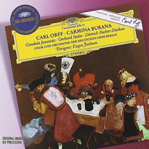 [수입] 카를 오르프 : 카르미나 부라나