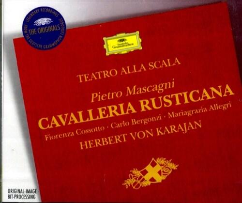 [중고] [수입] 마스카니 : 카발레리아 루스티카나