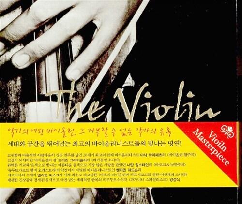 The Violin : 바이올린 마스터피스 [10CD 한정판]
