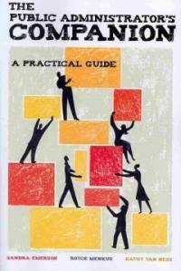 The public administrator's companion : a practical guide