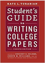 Student's Guide to Writing College Papers (Paperback, 4)