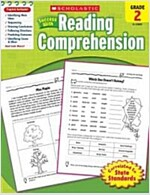 Scholastic Success with Reading Comprehension, Grade 2 (Paperback)