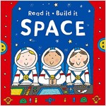 Read it Build it Space (Novelty Book)