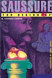 Saussure for Beginners (Paperback)