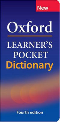 Oxford Learner's Pocket Dictionary : A Pocket-sized Reference to English Vocabulary (Paperback, 4 Revised edition)