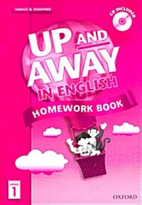 Up and Away in English Homework Books: Pack 1 (Package)