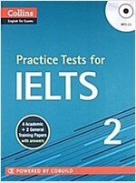 IELTS Practice Tests Volume 2 : With Answers and Audio (Paperback)