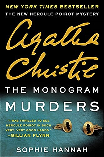 The Monogram Murders: A New Hercule Poirot Mystery (Paperback)