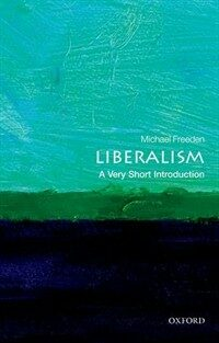 Liberalism: A Very Short Introduction (Paperback)
