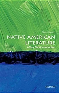 Native American Literature: A Very Short Introduction (Paperback)