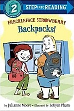 Freckleface Strawberry: Backpacks! (Paperback)