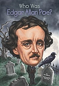 Who Was Edgar Allan Poe? (Paperback, DGS)