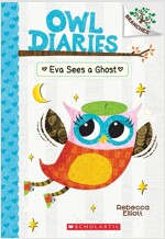 Owl Diaries #2 : Eva Sees a Ghost (Paperback)