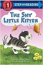 The Shy Little Kitten (Paperback)