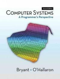 Computer systems : a programmer's perspective 2nd ed