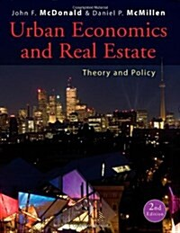 Urban Economics and Real Estate: Theory and Policy (Hardcover, 2)