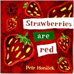 Strawberries are red (Hardcover + CD 1장) (Hardcover + CD)