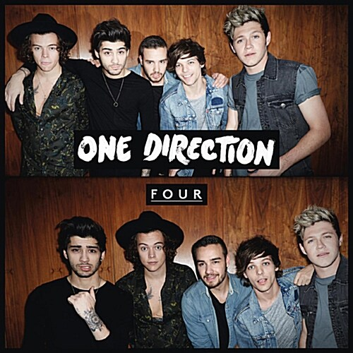 One Direction - Four [스탠더드 에디션]