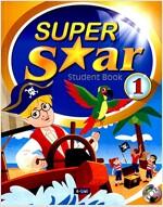 Super Star 1 : Student Book (Book + Multi CD 2장)