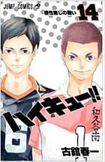 ハイキュ-!! 14 (ジャンプコミックス) (コミック)