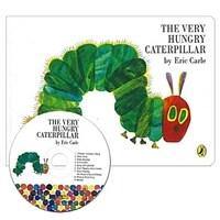 노부영 The Very Hungry Caterpillar (Boardbook + CD)