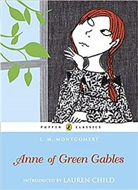 Anne of Green Gables (구판 표지) (Paperback)