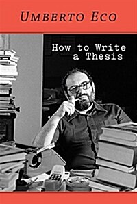 How to Write a Thesis (Paperback)