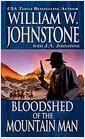 [중고] Bloodshed of the Mountain Man (Mass Market Paperback)