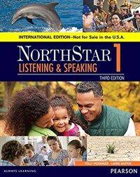 Northstar Listening and Speaking 1 (Paperback, 3rd, International)