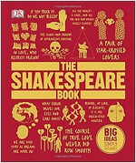 The Shakespeare Book : Big Ideas Simply Explained (Hardcover)