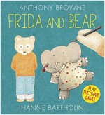 Frida and Bear (Hardcover)