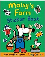 Maisy's Farm Sticker Book (Paperback)