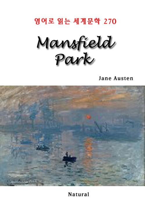Mansfield Park - 영어로 읽는 세계문학 270