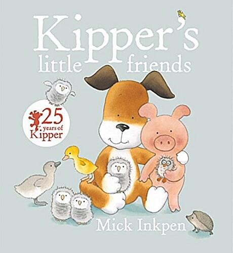 Kipper: Kippers Little Friends (Paperback)