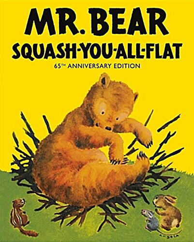 MR Bear Squash You All Flat (Hardcover)