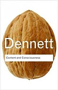 Content and Consciousness (Paperback)