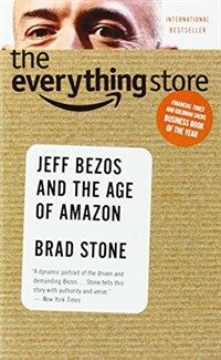 The Everything Store: Jeff Bezos and the Age of Amazon (Mass Market Paperback)