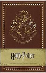 Harry Potter Hogwarts Hardcover Ruled Journal (Hardcover)