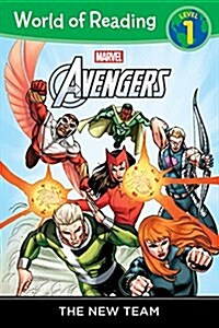 Avengers: The New Team (Paperback)