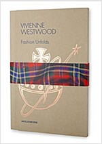 Moleskine Fashion Unfolds: Vivienne Westwood (Paperback)