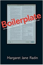 Boilerplate: The Fine Print, Vanishing Rights, and the Rule of Law (Paperback)