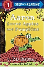 Aaron Loves Apples and Pumpkins (Paperback)