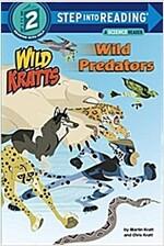 Wild Predators (Wild Kratts) (Paperback)