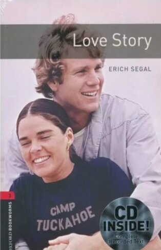 Oxford Bookworms Library: Level 3: Love Story Audio CD Pack (Package)